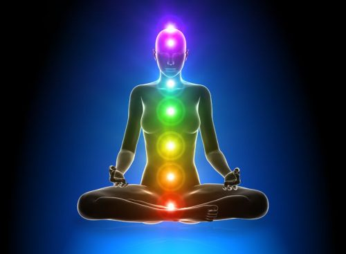 What is healing and chakras